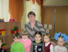 Борисова Галина Павловна - Воспитатель дошкольных групп