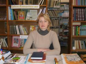 Силантьева Наталья Владимировна - Педагог-библиотекарь