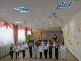 Весенний праздник в дошкольных группах