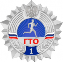 Серебряный значок ГТО